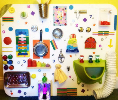 Sensory Activities For Toddlers Baby Kids Depot
